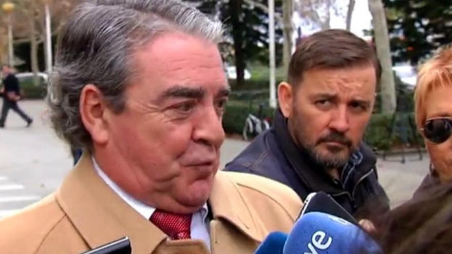 """El cuñado de Barberá: """"Si me entero que mi mujer ha dado mil euros la corro a bofetadas"""""""