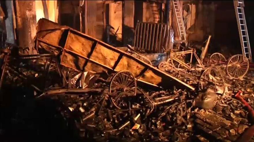 Al menos 70 muertos a causa de un incendio en Bangladesh
