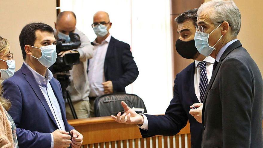 Conde ve insuficiente la asignación a Galicia de 249 millones de los fondos Covid de la Unión Europea