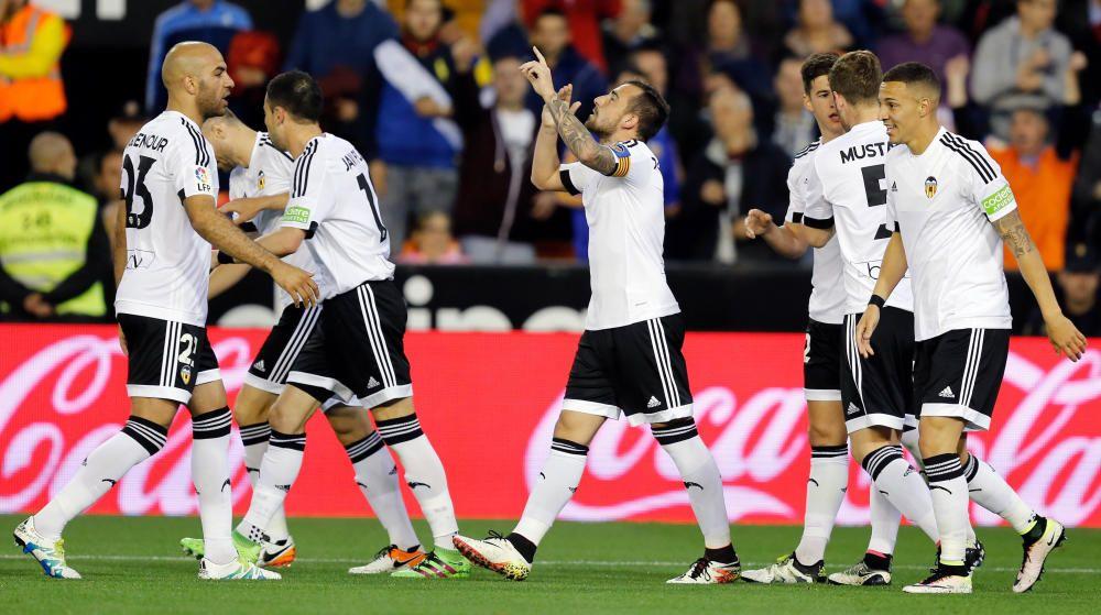 Valencia - Eibar (4-0)