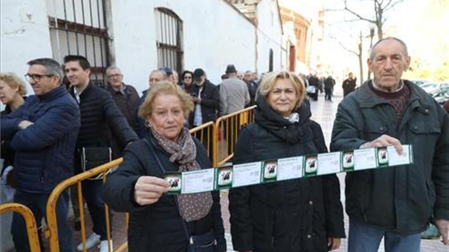 La plaza de toros de Castelló inicia la devolución de las entradas de la Feria Taurina de la Magdalena