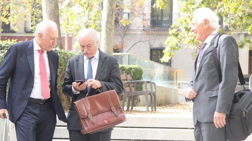 El fallo de El Musel que absolvió a Rexach y Rato no valoró bien la prueba, dice el fiscal