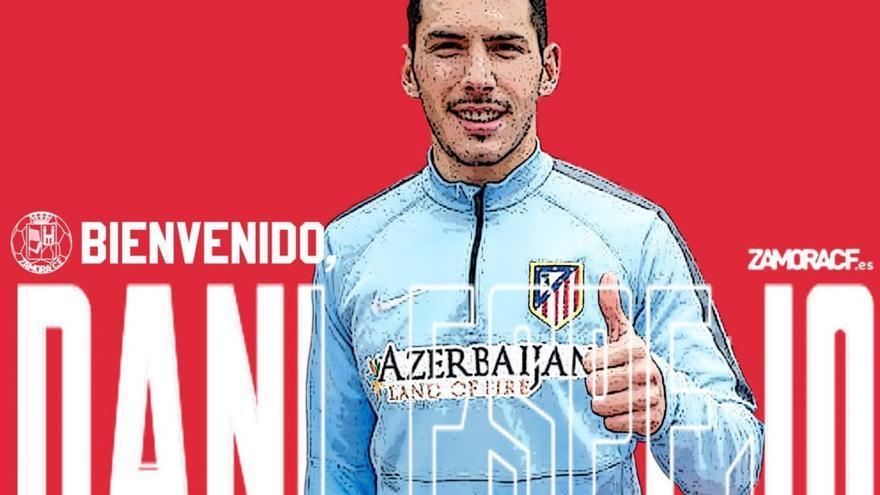 El lateral Dani Espejo se incorpora al Zamora CF