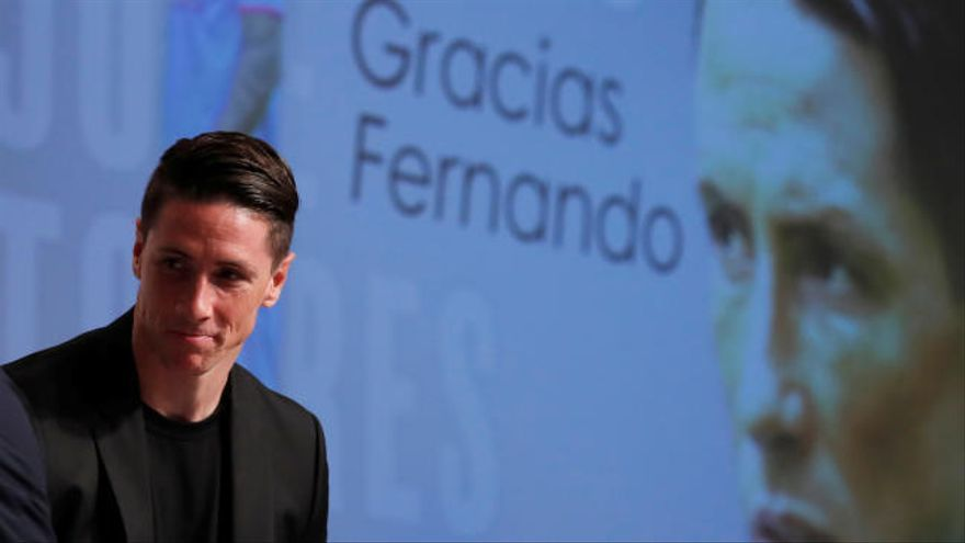 Fernando Torres anuncia que el 23 de agosto disputará su último partido
