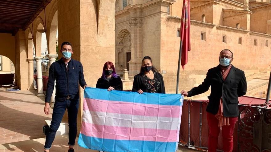 Lorca visibiliza a las personas trans en su Día Internacional
