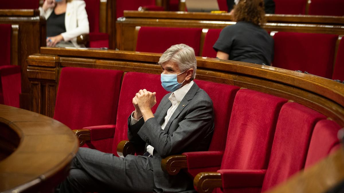 El conseller de Salut de la Generalitat, Josep Maria Argimon.