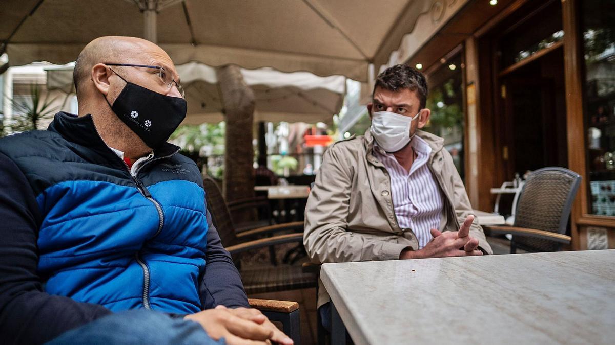 Peligran 1.500 empleos en  la restauración de Tenerife | | ANDRÉS GUTIÉRREZ