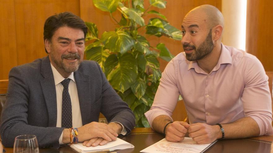 """Podemos reclama a Barcala que aconseje el """"autoconfinamiento"""" en la ciudad de Alicante"""