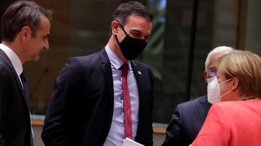 Los líderes europeos celebran el acuerdo 'in extremis' del Brexit