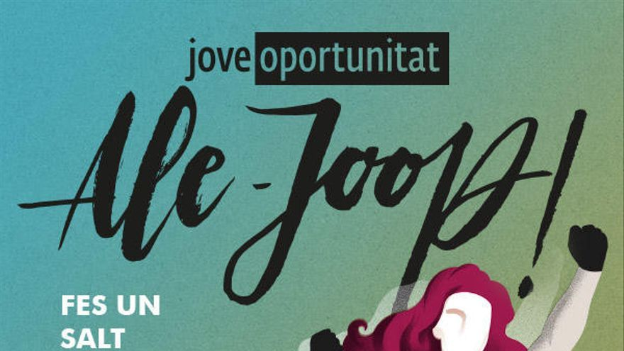 Burjassot ofrece el programa JOOP a jóvenes que han abandonado los estudios