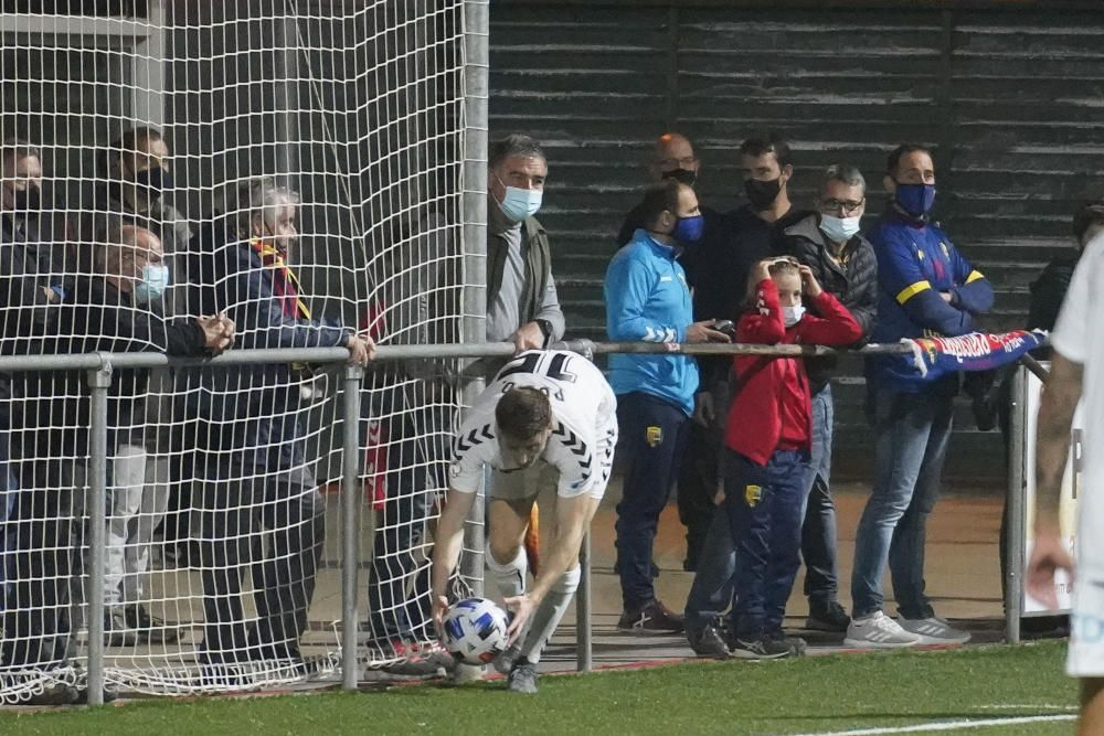 Llagostera - Nàstic de la Copa Federació en imatges