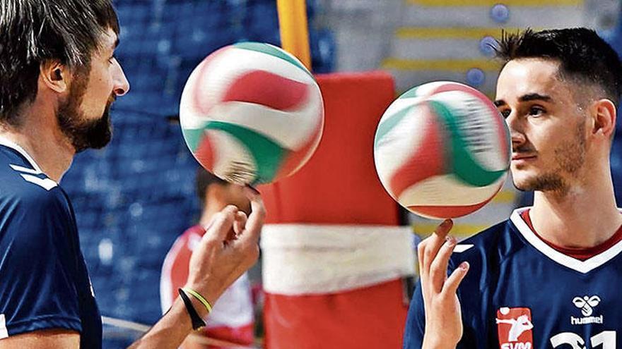 Der Volleyball auf Mallorca rockt wieder