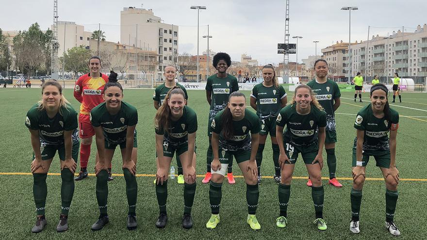 El Córdoba Femenino suma una nueva igualada en Almassora