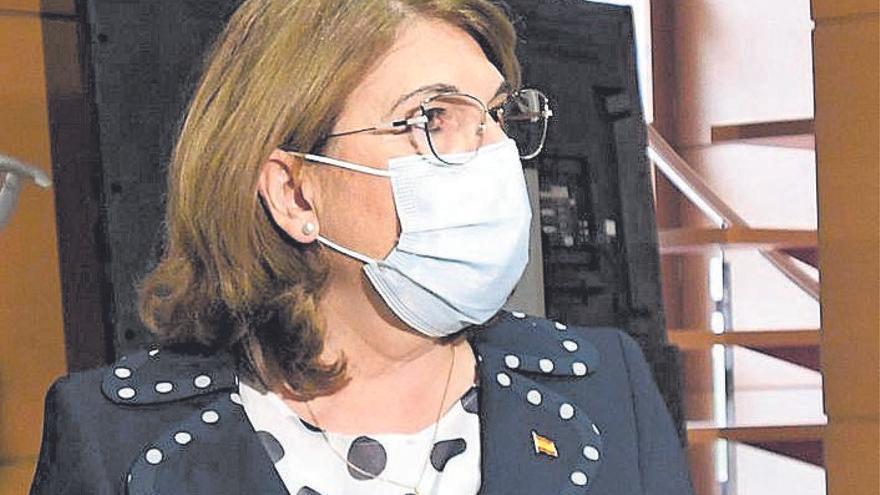 La consejera de Educación de Murcia no quiere vacunarse de la covid