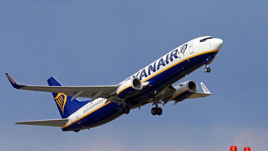 Ryanair tira los precios de sus billetes desde y hacia Galicia durante 48 horas