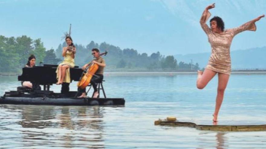 AGENDA | Interpretar Chopin a dins del llac