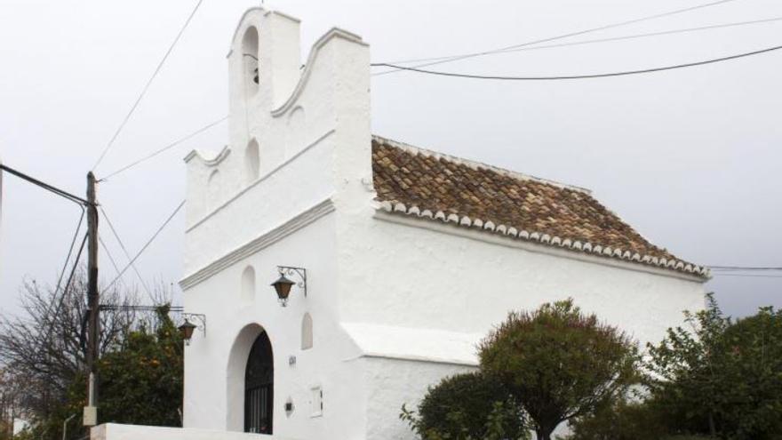 La ermita del Cristo de las Agonías abrirá en horario especial pese a que no habrá romería