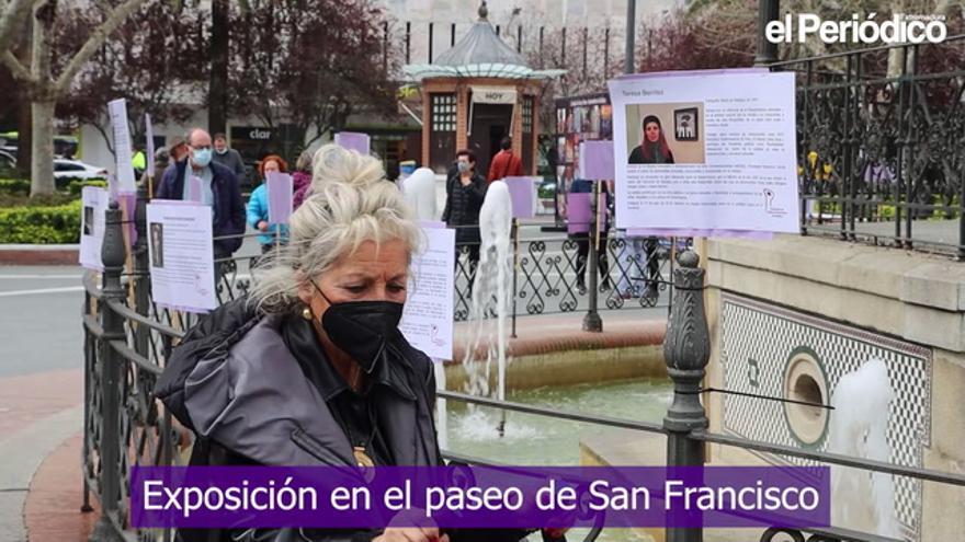 La pandemia no silencia el 8M en Badajoz