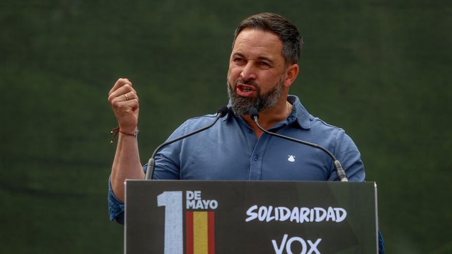 """Vox carga contra los sindicatos tradicionales: """"Son la casta del duopolio sindical"""""""
