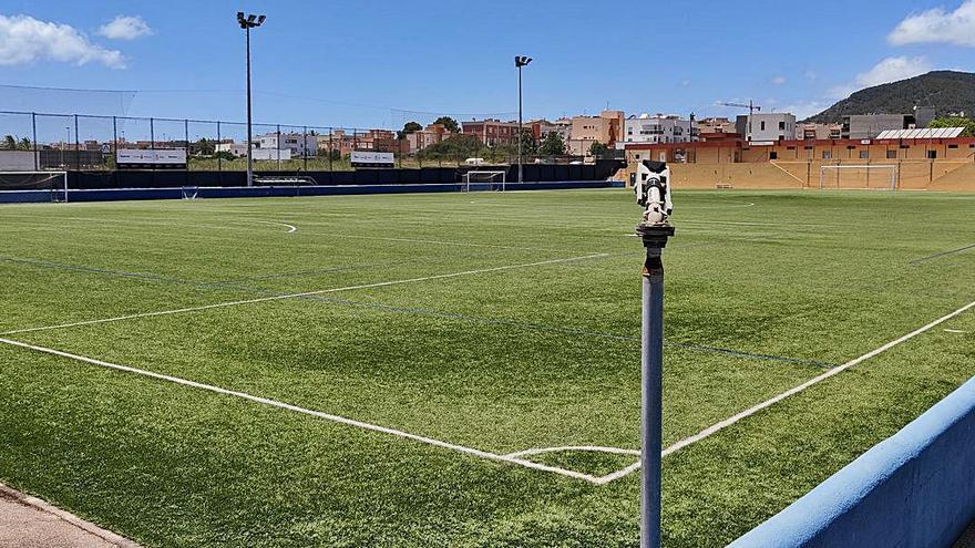 Can Cantó necesita ocho reformas urgentes para ser de Tercera División
