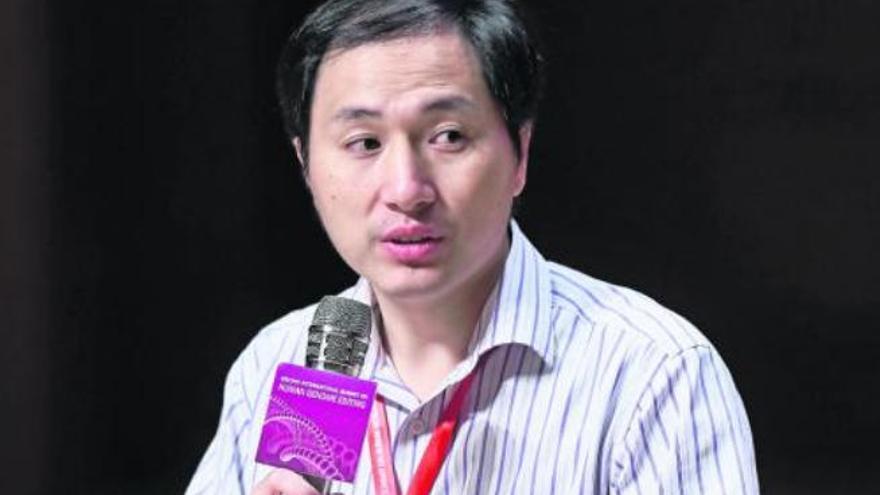 El científico chino que modificó genes de dos bebés avisa de otro embarazo