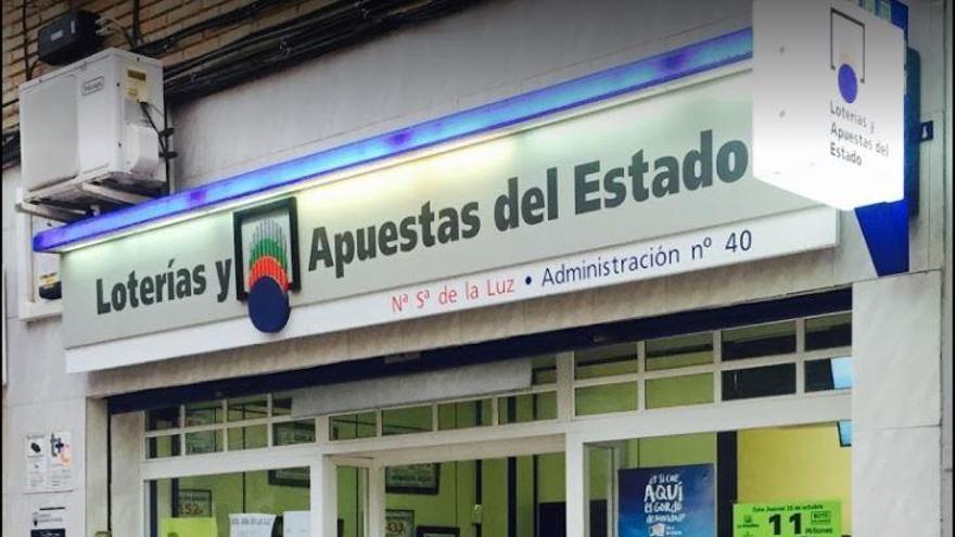 El segundo premio de la Lotería Nacional, vendido íntegramente en La Luz