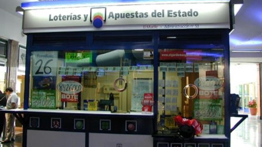 La Lotería Nacional del sábado premia por partida doble a Canarias