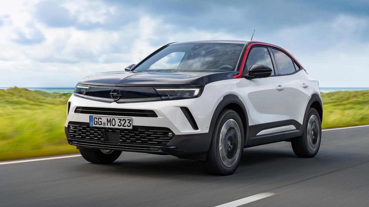 El Mokka 2021 estrena la nueva imagen de marca de la firma alemana.