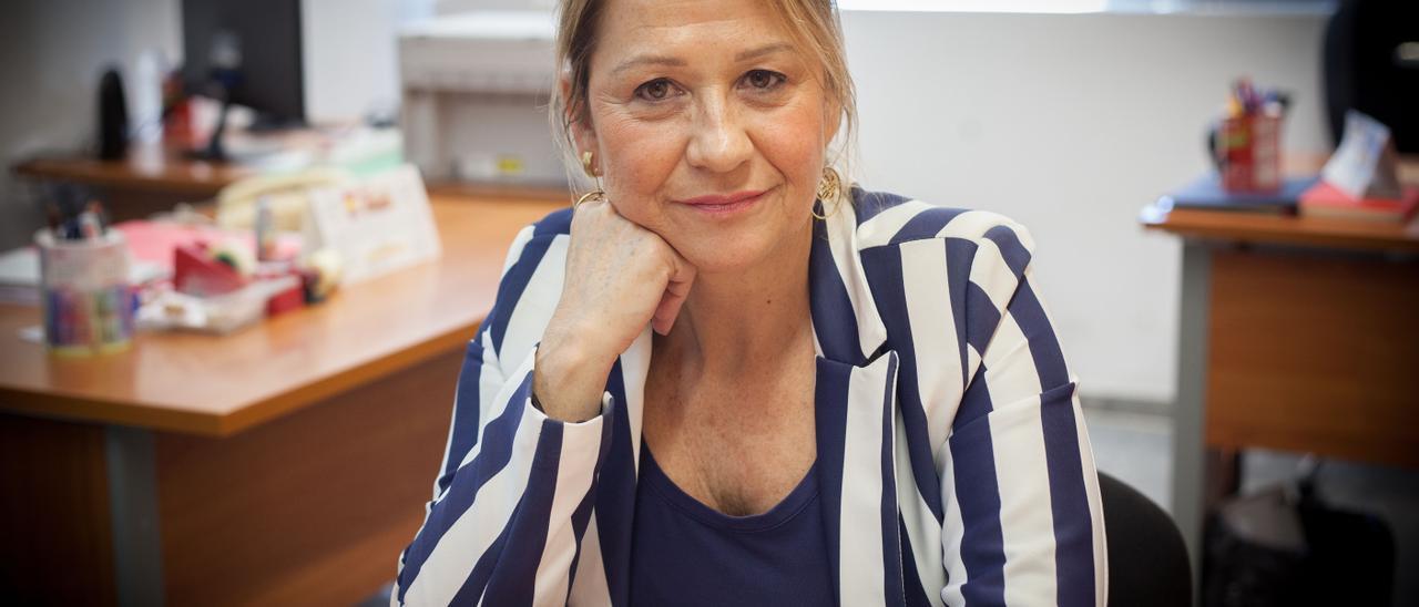 La eurodiputada socialista Rodríguez-Piñero