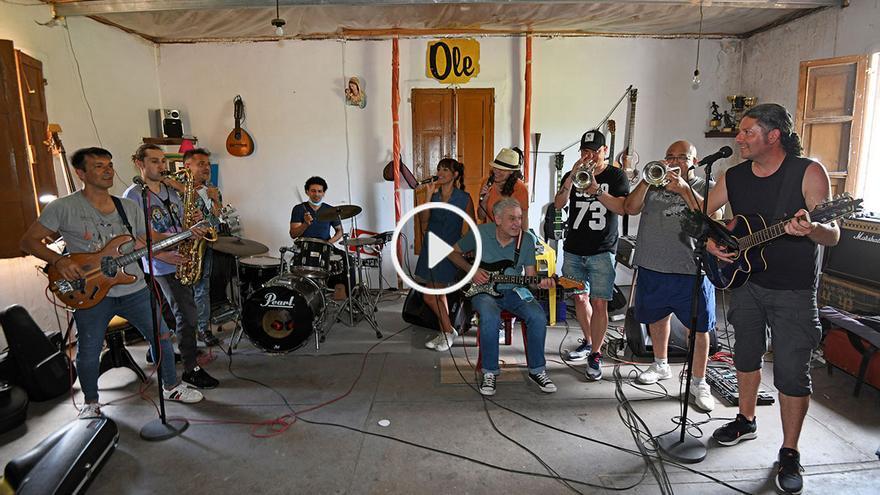 Las orquestas gallegas piden oxígeno para el verano
