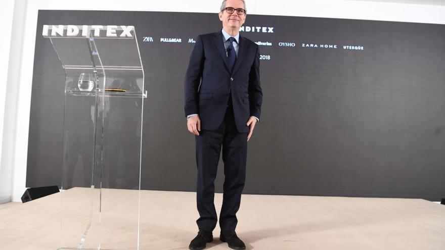 Resultados Inditex 2018 | Pablo Isla presenta las cifras