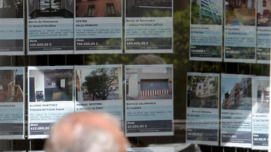 El precio de las casas se modera tras alcanzar su tope en 8 años