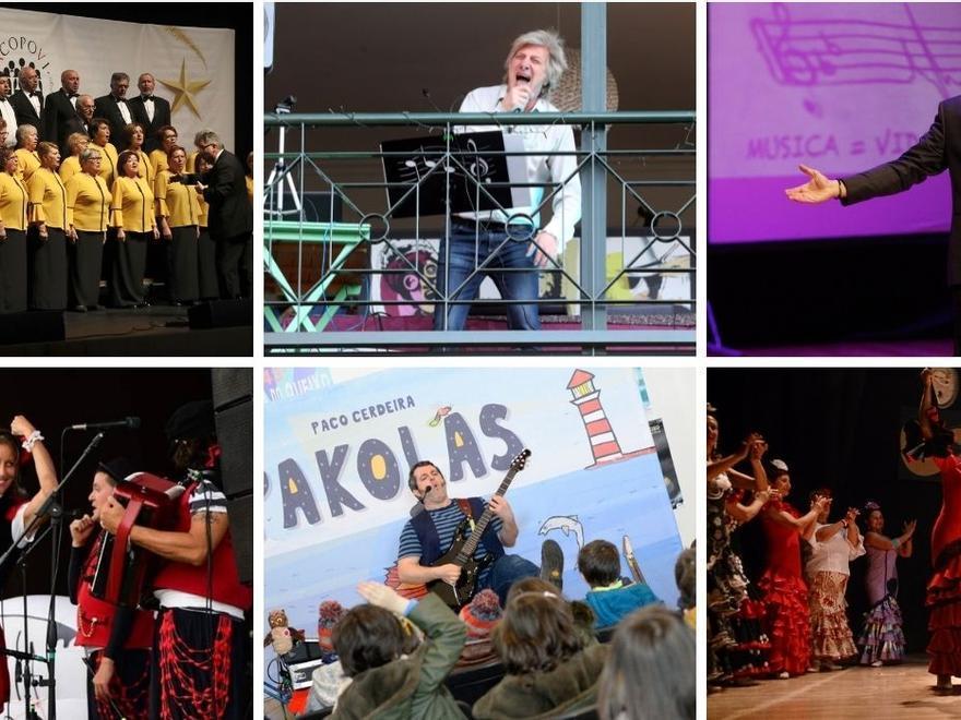 Vigo se inunda de conciertos gratis y al aire libre el finde