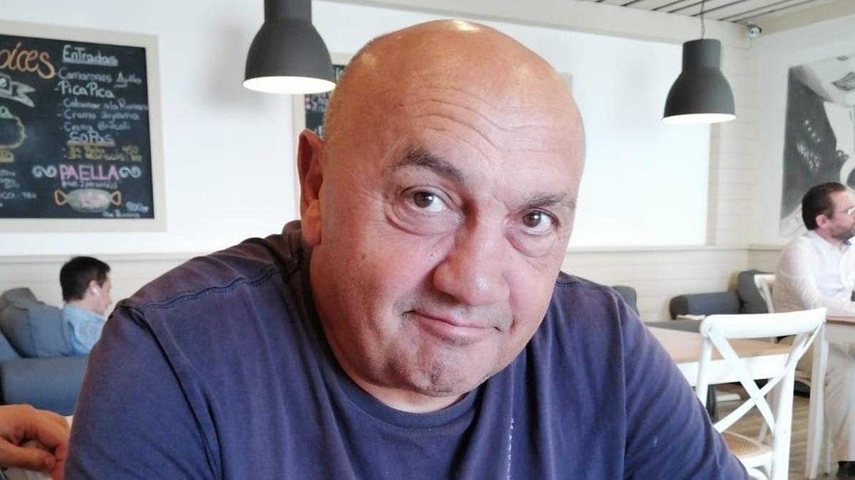 Juan Velasco, propietario del restaurante Sa Roqueta en Punta Cana