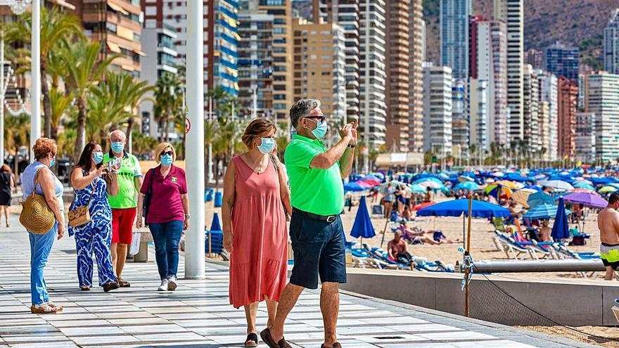 Los hoteles valencianos pierden casi 60.000 pernoctaciones al día