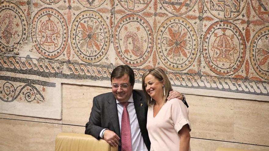 Blanca Martín será la nueva presidenta del PSOE de Extremadura, y Lara Garlito, vicesecretaria general
