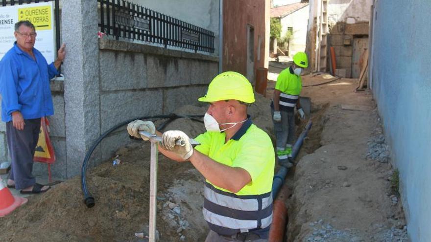 El Concello adjudica otro millón de euros para renovar tres calles más de la ciudad