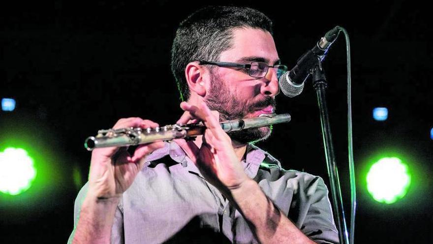Fernando Brox, una trilogía encomendada al jazz