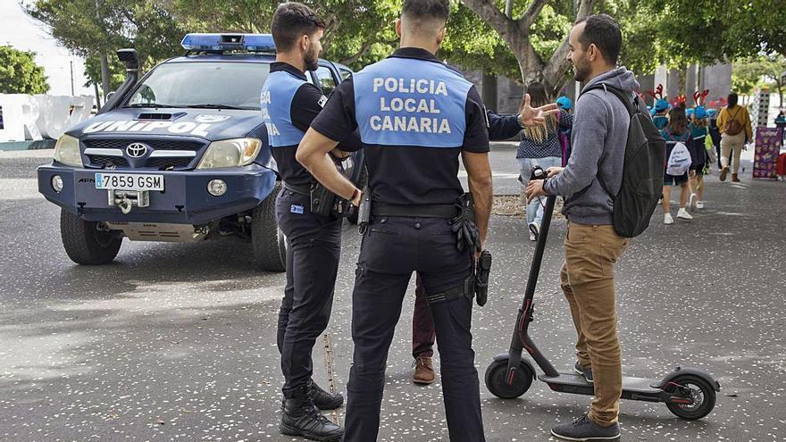 Santa Cruz de Tenerife vigilará el uso de los patinetes y retirará los que incumplan las normas