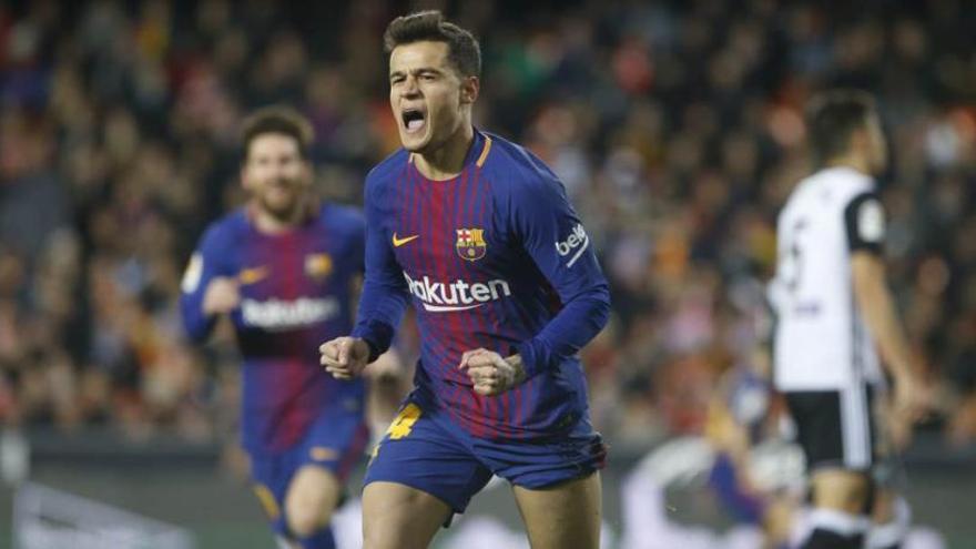 El Barça jugarà la seva cinquena final seguida de la Copa del Rei