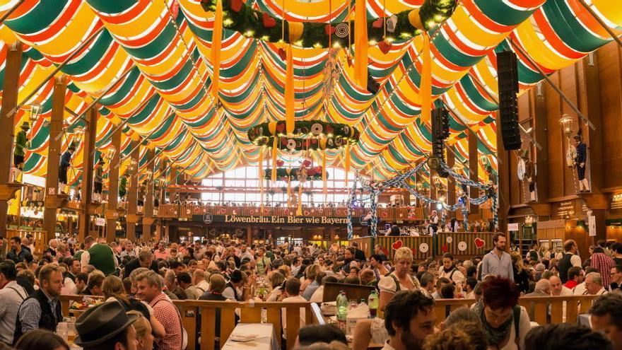 Múnich cancela el Oktoberfest