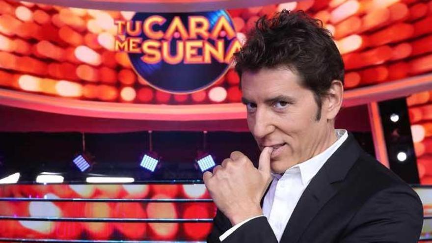 La séptima edición de 'Tu Cara me suena' ya tiene lista oficial de concursantes