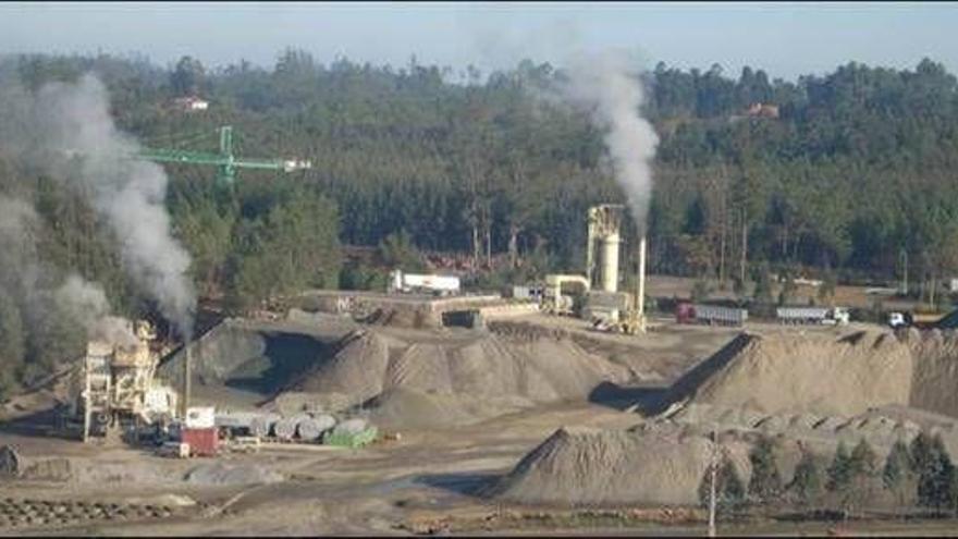 La Xunta detectó que la mina de Touro sería un riesgo para la población y los ríos