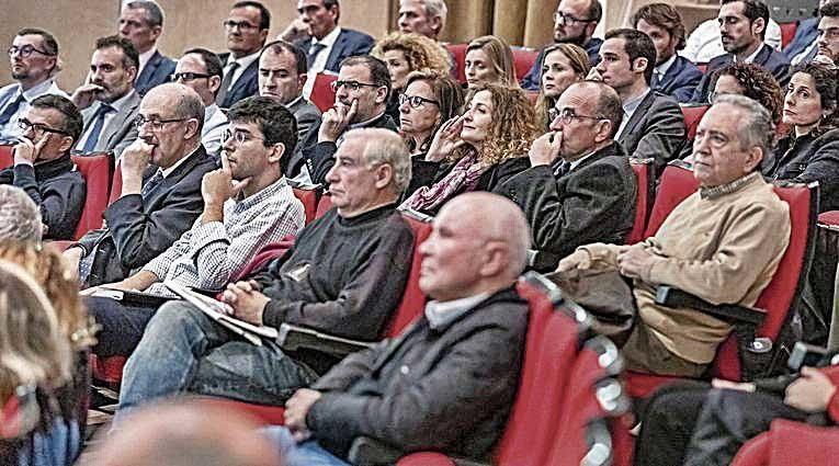La conferencia Cirus Andreu en el foro BusinessDM
