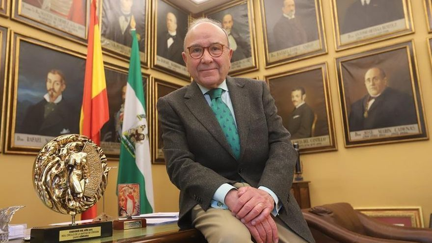 El Real Círculo de la Amistad ratifica como presidente a Pedro López Castillejo