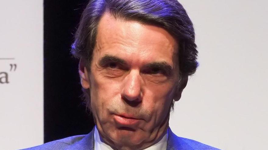 """Aznar reclama """"desarticular"""" el """"golpe de estado"""" en Cataluña"""