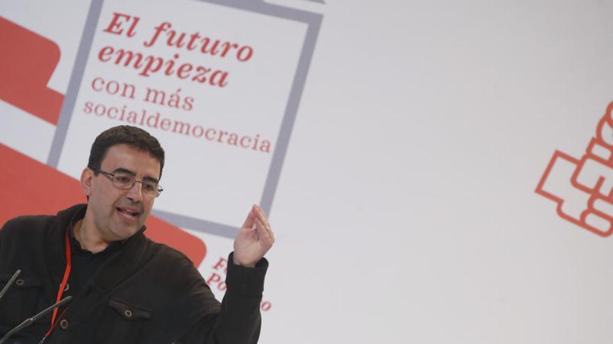 """Mario Jiménez arremete contra los que reparten """"carnets ideológicos"""""""