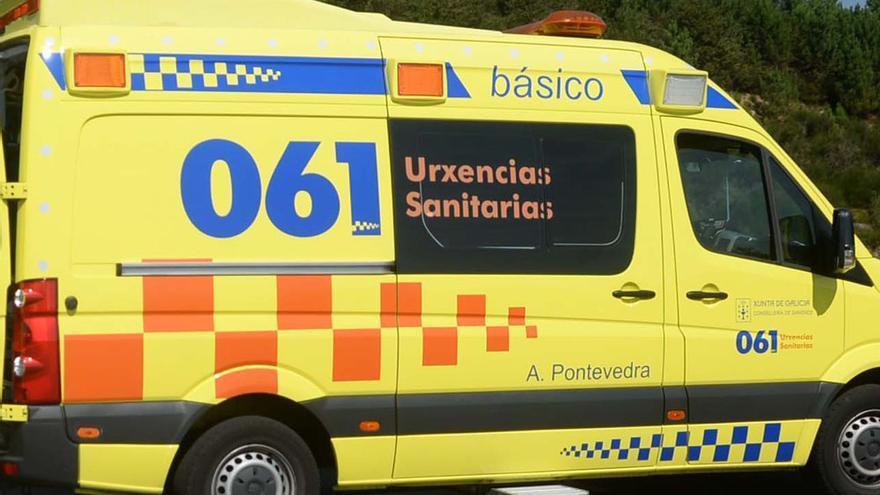 Un septuagenario muere en A Laracha al caer de un muro cuando podaba