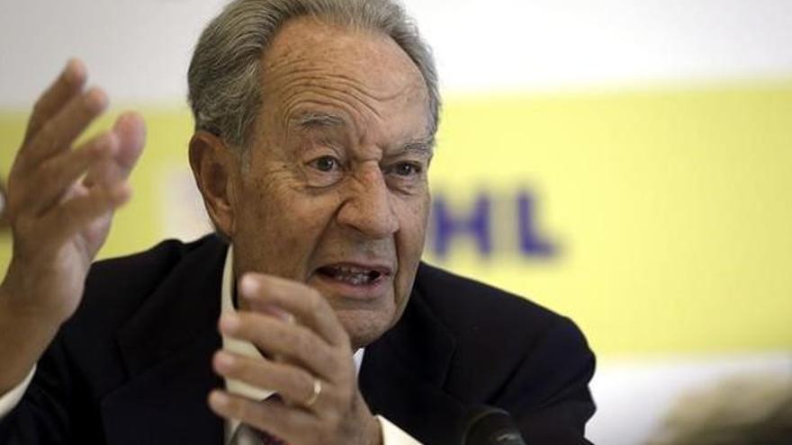 El juez Velasco imputa a Villar Mir por el 'caso Lezo'
