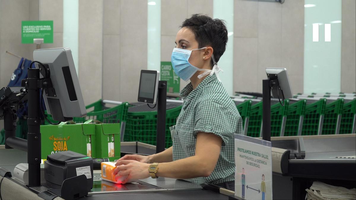 Mercadona paga una extra de 4.500 euros a cada empleado por su trabajo en la pandemia del coronavirus